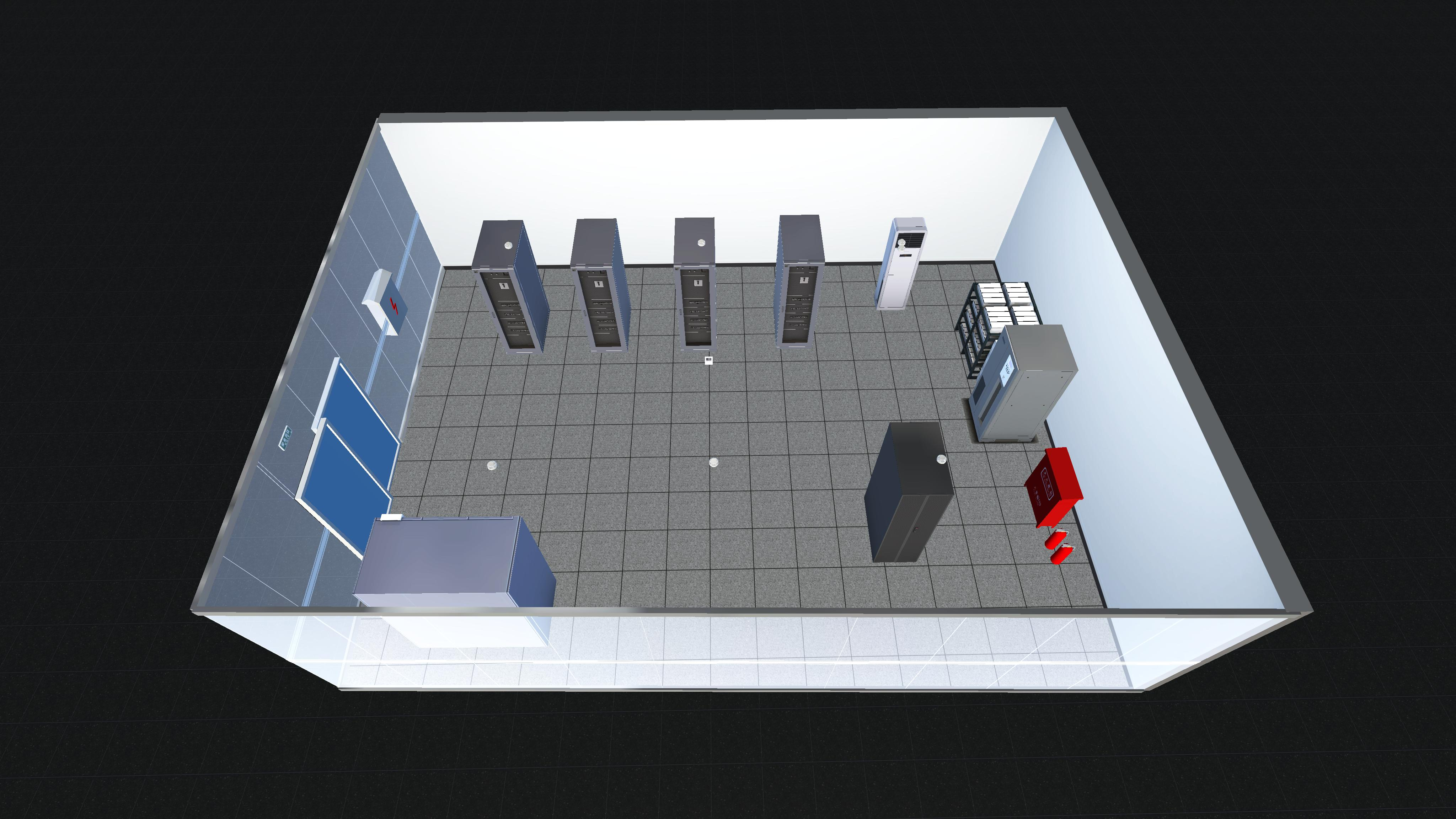 明阳电路科技机房1