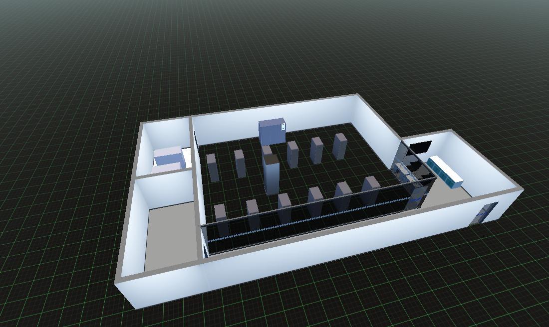 医院呼唤器电路图