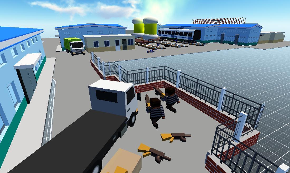 游戏——CSGO:列车停放站