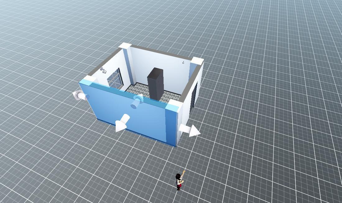 自建小机房